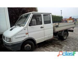 IVECO Daily diesel in vendita a Valbrembo (Bergamo)