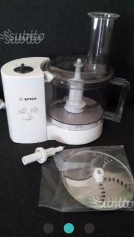 Bosch robot cucina mcm2050 posot class - Bosch robot da cucina ...