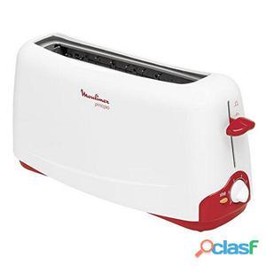 Tostapane moulinex principio 1000 w bianco rosso - Moulinex