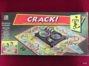 CRACK! GIOCO DA TAVOLO MB VINTAGE.