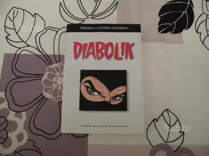 """Diabolik """"I Classici del Fumetto"""""""
