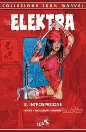 ELEKTRA 2 - Introspezione 100% MARVEL da edicola