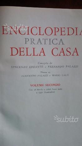 Enciclopedia pratica della casa