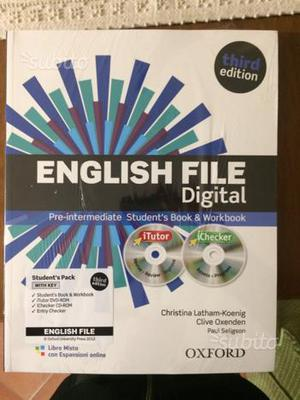 English file digital pre intermediate