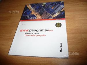 Geografia/temi. Vol. A: I temi della geografia