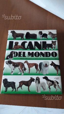 I cani del mondo enciclopedia libro