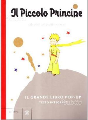 Il grande libro del piccolo principe POP-UP