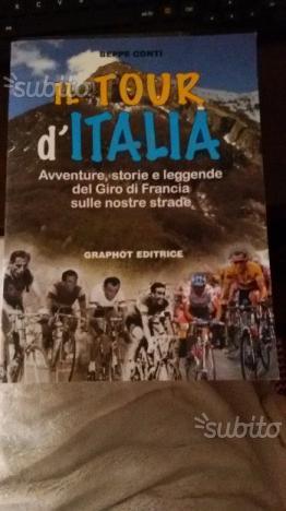 Il tour d'Italia - Beppe Conti