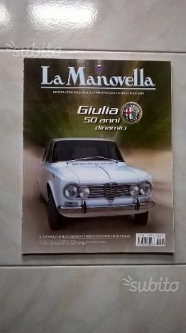 LA MANOVELLA per ALFA ROMEO GIULIA