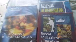 Libri di testo scuola alberghiera Torino