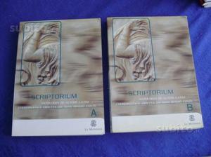 """Libro scuola latino """"Scriptorum"""" Gian Biagio Conte"""
