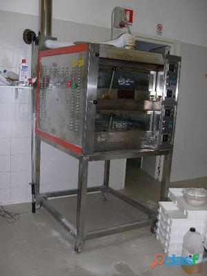 Forno per pizzeria pasticceria cori posot class - Piastra refrattaria per forno casalingo ...