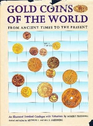Catalog  years of Gold Coins of the World