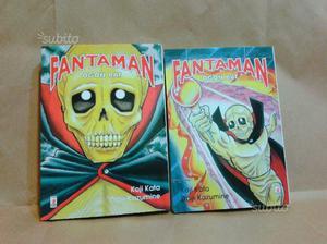 Fantaman serie completa vol 1,2, ed Star Comics