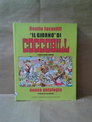 Il Giorno di Coccobill di Jacovitti