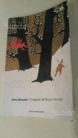 Il segreto del Bosco Vecchio, Dino Buzzati