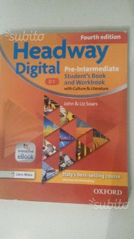 Libro di inglese Headway Digital
