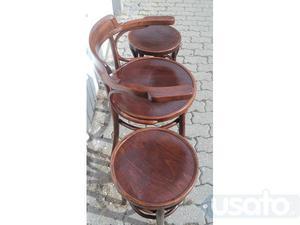 Thonet tavolino antico fine 800 posot class for Sedia antica thonet
