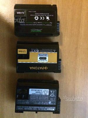 Batterie Nikon En El15