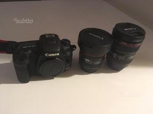 Canon 7D MK F/4 L +  F/4 L