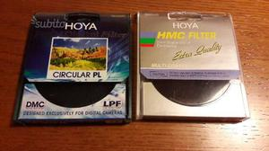 Filtro polarizzatore e filtro nd8 hoya
