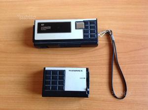 Fotocamera Hanimex 110 Pocket per Collezionisti