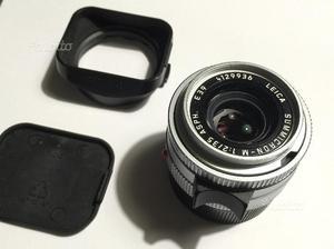 Leica 35mm summicron