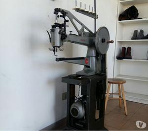 Macchina da cucire simac per calzolaio posot class for Macchina per cucire da calzolaio