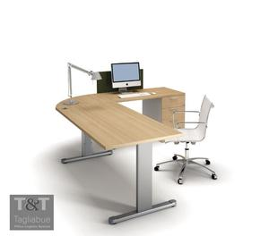 Mobili ufficio milano posot class for Scrivanie operative ufficio