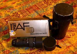 NIKON 300 mm f 4 AF ED if