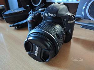 Nikon D accessoriata