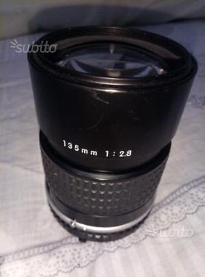 Nikon Series E 135mm 1/2.8