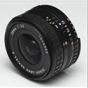 Nikon Series E 28 mm f/ 2.8