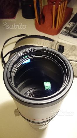 Obiettivo Canon EF 400mm f/5.6L USM