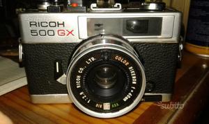 Ricoh gx 500