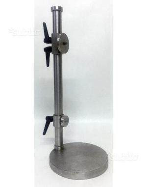 Stativo acciaio per esposizione