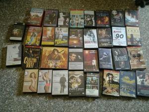 34 videocassette vhs originali