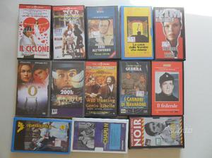 700 film in vhs nuovi