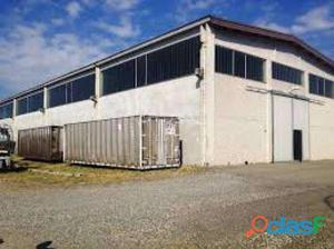 Soppalco per capannone fondo garage usato posot class for Affitto capannone