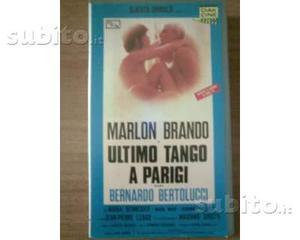 Bernardo Bertolucci, 2 VHS originali