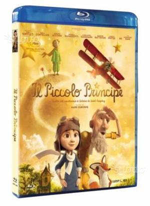 """Blu ray """"il piccolo principe"""""""