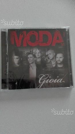 """CD MODA' """"Gioia"""""""