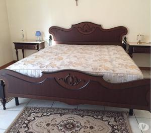Camera da letto matrimoniale anni 60