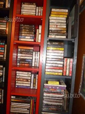 Cassette originali usate