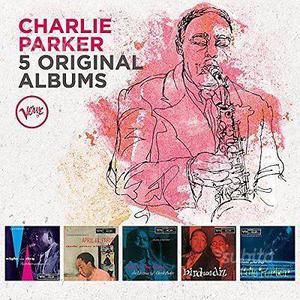 Cd charlie parker originale