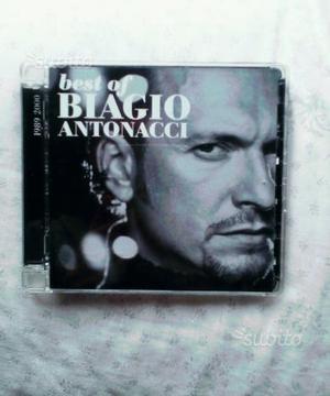 Cd doppio Biagio Antonacci