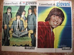 Locandine delle riviste musicali anni '60
