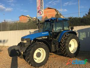 NEW HOLLAND TM135 in vendita a Lucera (Foggia)
