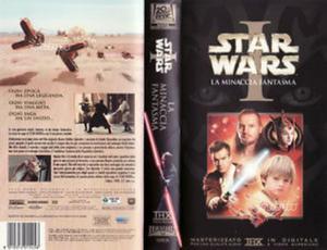 Pacchetto Star Wars - VHS+Colonne Sonore+Omaggio