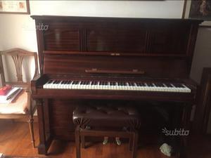 Sgabello per verticale pianoforte verticale primi con sgabello